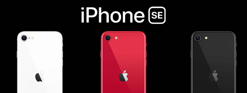 iPhone SE (2020) + 10 GB Telekom LTE Flat für 25 €im Monat