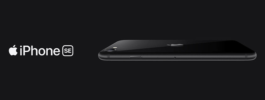 iPhone SE + LTE Allnet-Flat für 24,99 €im Monat