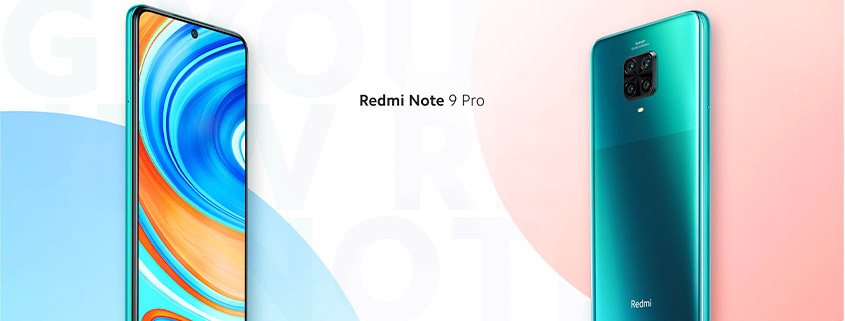XIAOMI Redmi Note 9 Pro & Earbuds + Vodafone 3 GB Tarif für 19,99 € im Monat