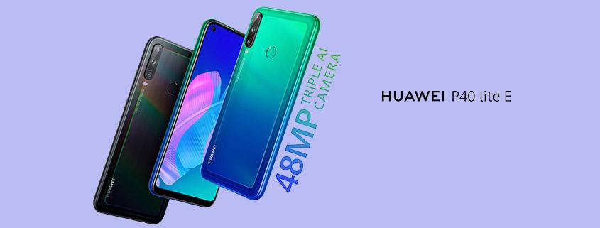 Huawei P40 lite E inkl. LTE Tarif für nur 9,99 € im Monat