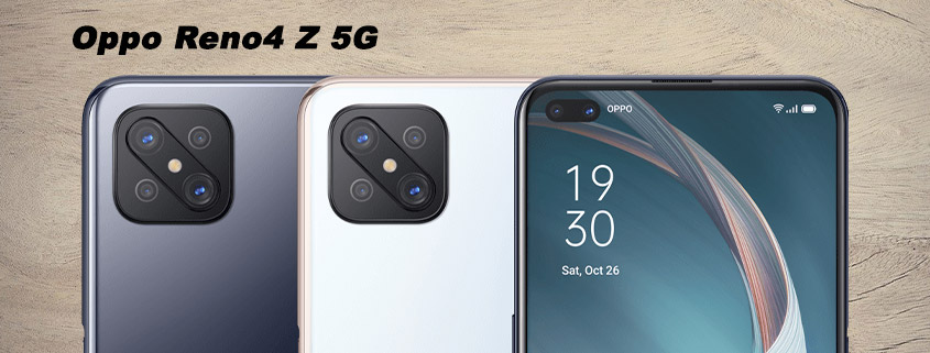 OPPO Reno4 Z + 50 €Amazon Gutschein & 5 GB LTE Allnet-Flat für 14,99 € im Monat