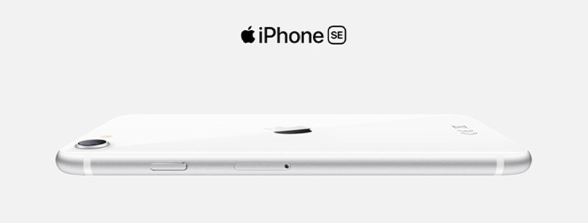 iPhone SE bei Blau.de - Smartphone + 5 GB Flat für 25,49 € im Monat