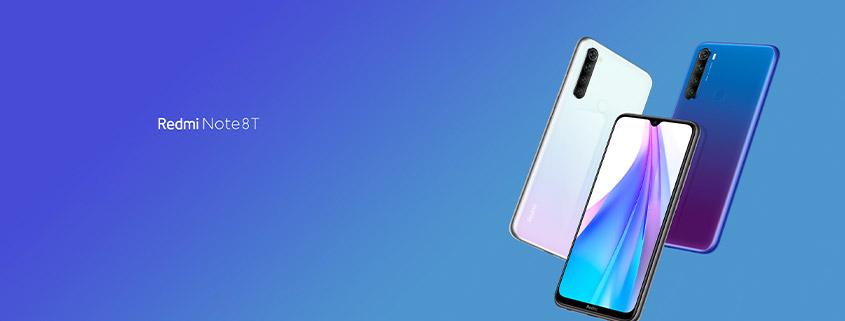 Xiaomi Redmi Note 8T + 5 GB LTE Flat für 9,99 €im Monat
