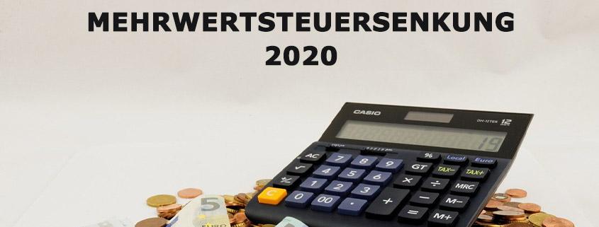 Mehrwertsteuersenkung 2020 – was bedeutet das für Handyvertrag, Smartphone & Co.?