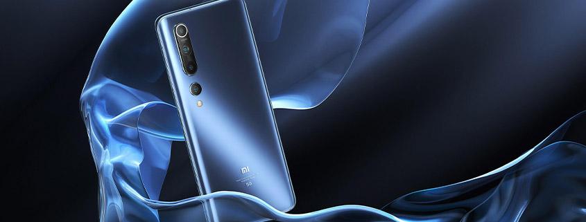 Xiaomi Mi 10 + 10 GB LTE Allnet-Flat schon ab günstigen 21,99 €im Monat