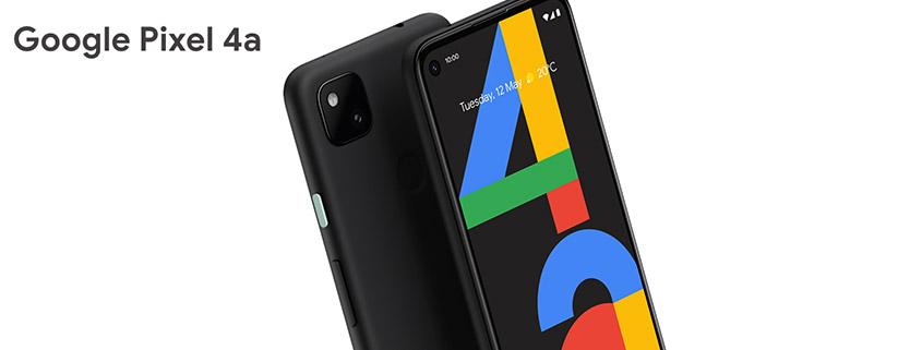 Google Pixel 4a + LTE Allnet-Flat schon ab 19,99 €/mtl.