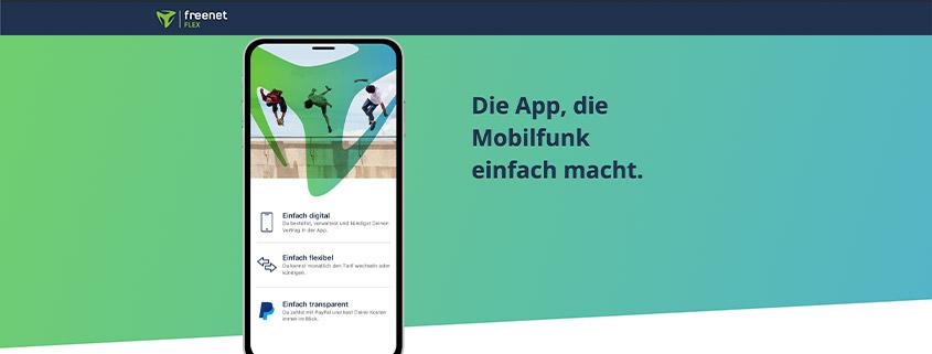 freenet FLEX - Die neue Freiheit in Top D-Netz Qualität