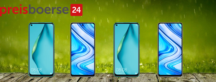 Preisbörse24 Top-Deals: Smartphone + Tarif schon ab 14,99 €im Monat