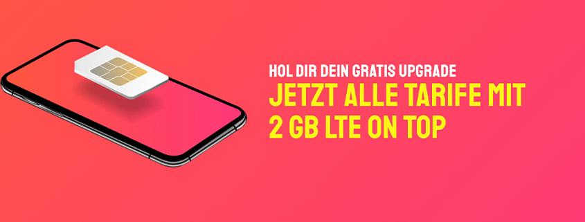 sparhandy Aktion: 5 GB Telekom LTE Allnet-Flat nur 10 €