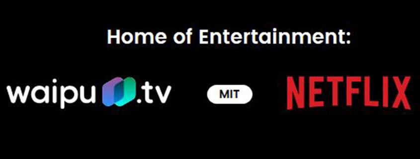 waipu.tv & Netflix jetzt neu im Kombipaket ab 16,49 €im Monat