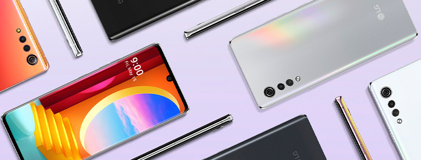LG Velvet (4G) + 5 GB Super Select Tarif für nur 14,99 € im Monat