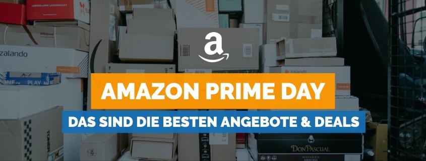 Amazon Prime Day - die besten Angebote & Deals!