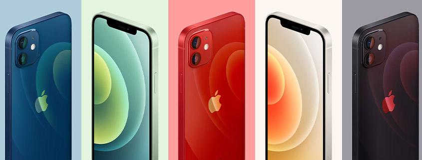 Apple iPhone 12 inkl. Vodafone LTE Flat ab 39,99 €im Monat