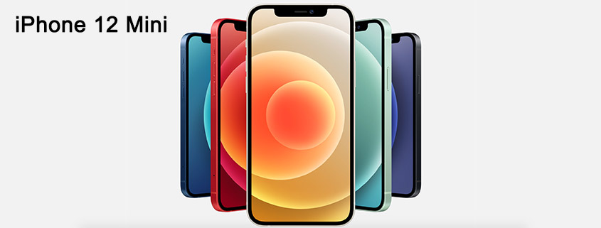iPhone 12 Mini inkl. 15 GB Vodafone LTE Allnet-Flat für 44,99 €/mtl.