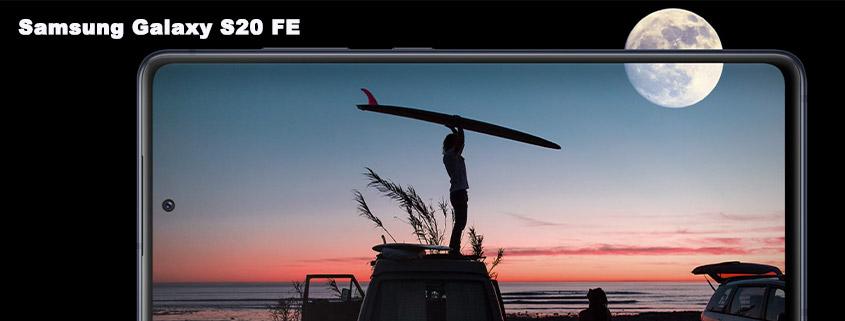 Samsung Galaxy S20 FE inkl. 20 GB LTE Allnet-Flat für 29,99 €