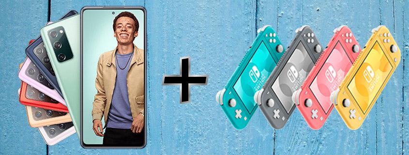 Samsung Galaxy S20 FE inkl. Zugabe & LTE Allnet-Flat nur 24,99 €/mtl.