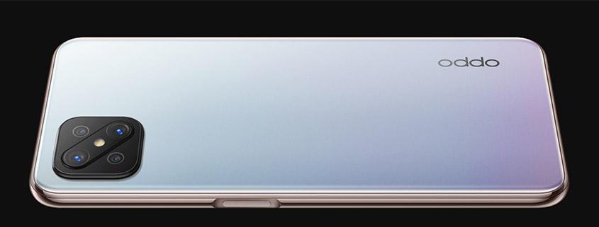 OPPO Reno4 Z 5G inklusive 7 GB LTE Allnet-Flat für 12,99 € im Monat