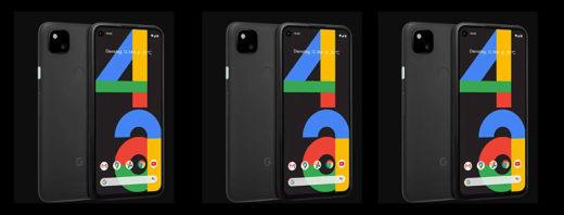 Google Pixel 4a + 5 GB Vodafone Tarif für nur 14,99 € im Monat