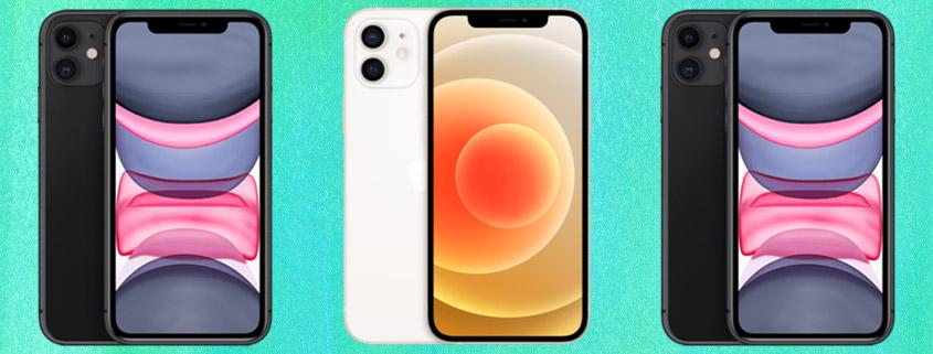 Die neuen Apple iPhone Deals im Curved Shop