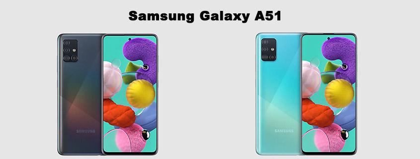 Preissenkung: Samsung Galaxy A 51 inkl. LTE Allnet nur 12,99 €/mtl.