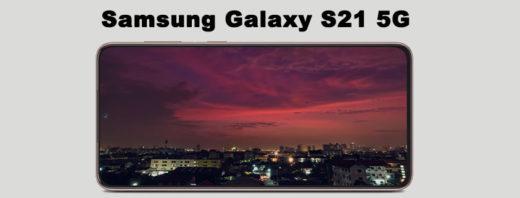 Samsung Galaxy S21 5G inkl. Zugaben & 10 GB Telekom Tarif für 31,99 € im Monat