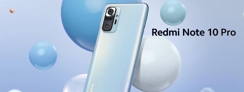 Xiaomi Redmi Note 10 Pro + 6 GB LTE Allnet-Flat für nur 14,99 €im Monat