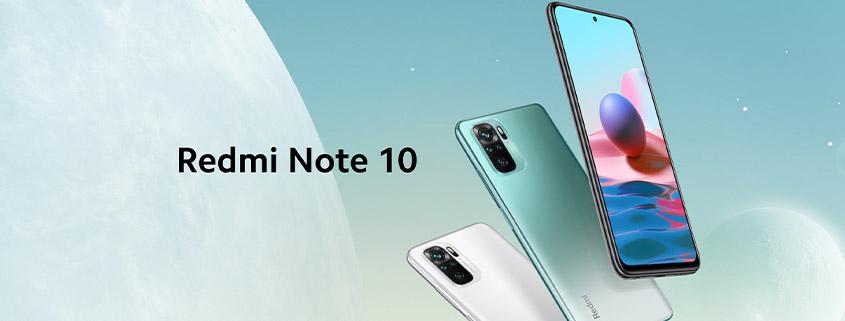 Xiaomi Redmi Note 10 inkl. 5 GB LTE Allnet-Flat nur 7,99 € im Monat