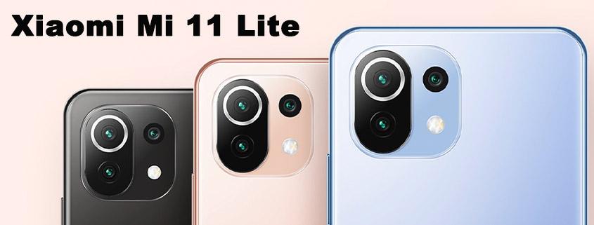 Xiaomi Mi 11 Lite + Mi Smart Standing Fan 2 Lite & LTE Allnet-Flat für 14,99 €/mtl.