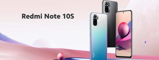 Xiaomi Redmi Note 10S inkl. 5 GB Vodafone LTE Allnet-Flat für 17,99 €im Monat