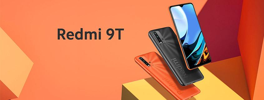 Xiaomi Redmi 9T + 4 GB LTE Allnet-Flat für 10,99 €/mtl.