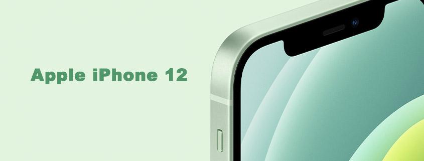 Apple iPhone 12 inkl. 15 GB LTE Allnet-Flat für 34,99 € im Monat